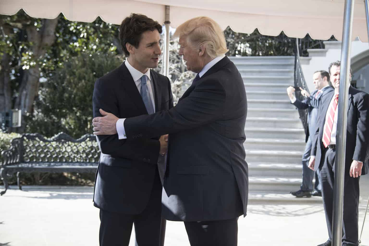 Photo of Breakthrough for trade tensions as Canada joins rebranded NAFTA deal