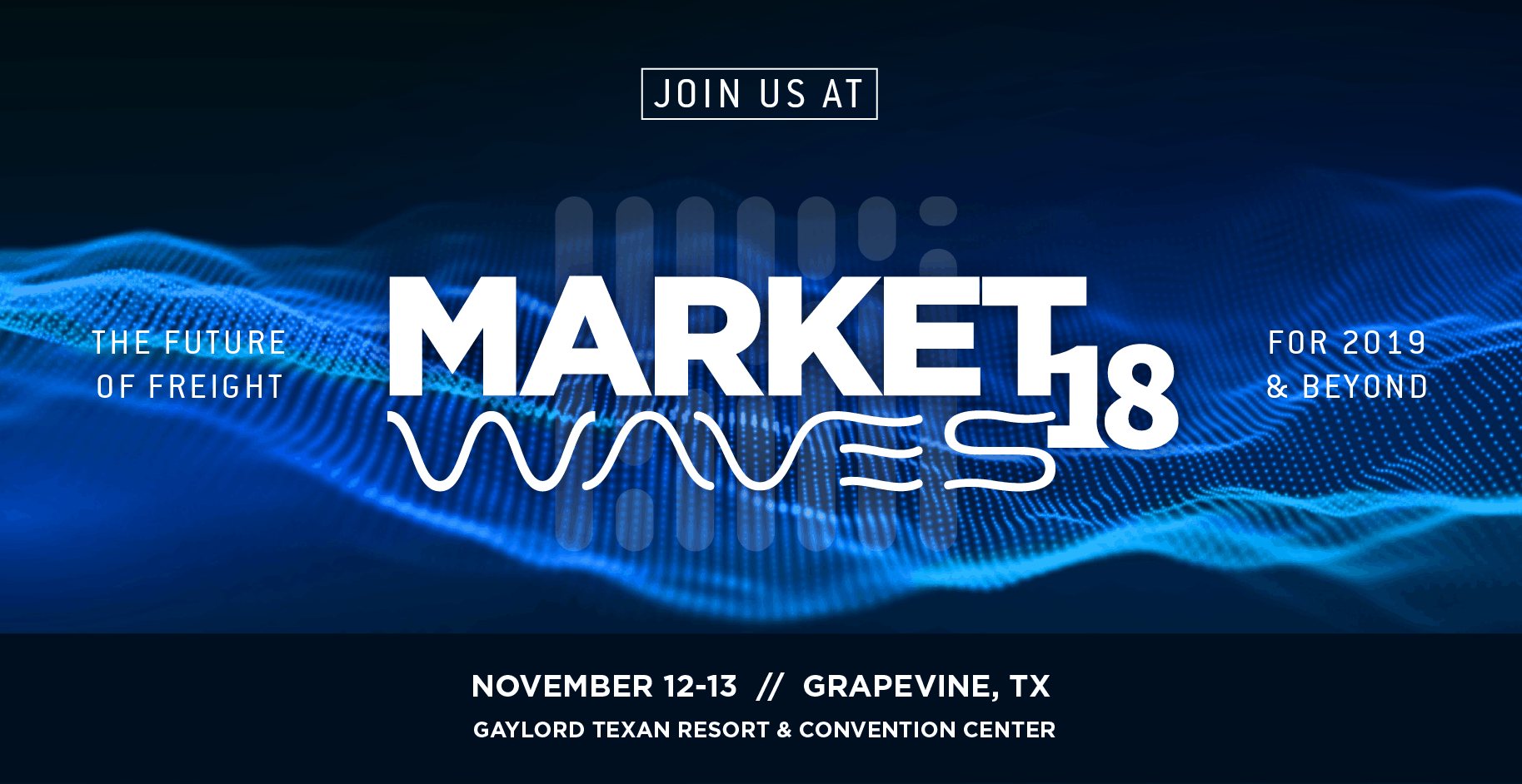 Photo of MarketWaves18: the epicenter of innovation for all things freight