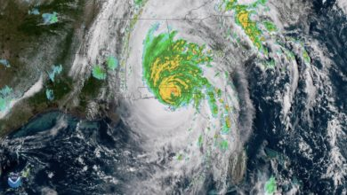 Photo of Second death caused by Hurricane Michael