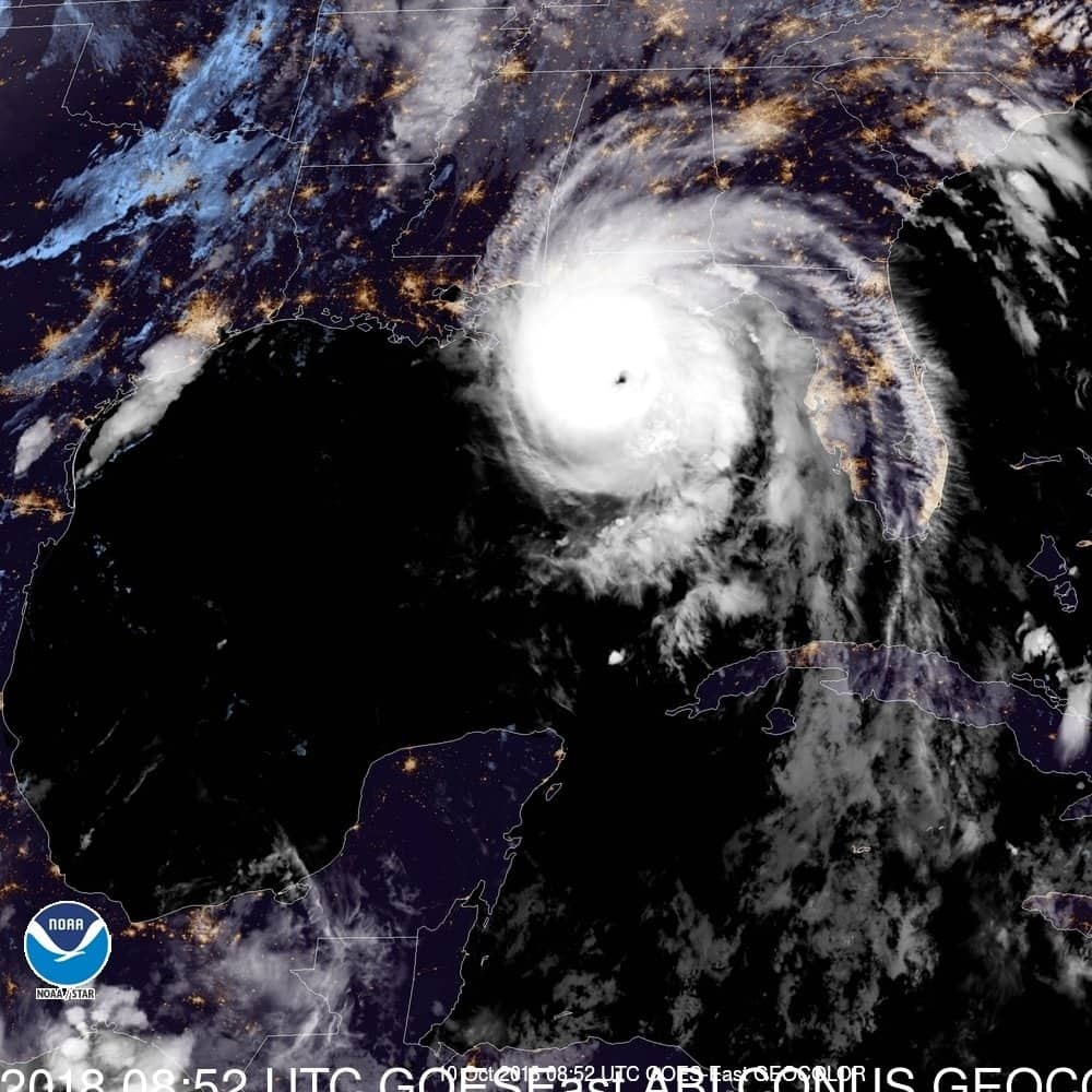 Photo of Hurricane Michael becomes Category 4, even more life-threatening