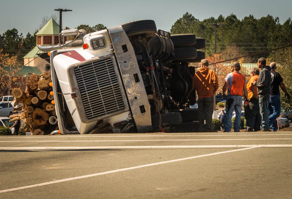Deaths in truck-related accidents were higher in 2017, bucking