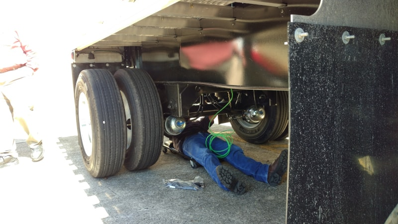 Photo of 25 years strong, P.S.I. is adding tire pressure monitoring to successful tire inflation system