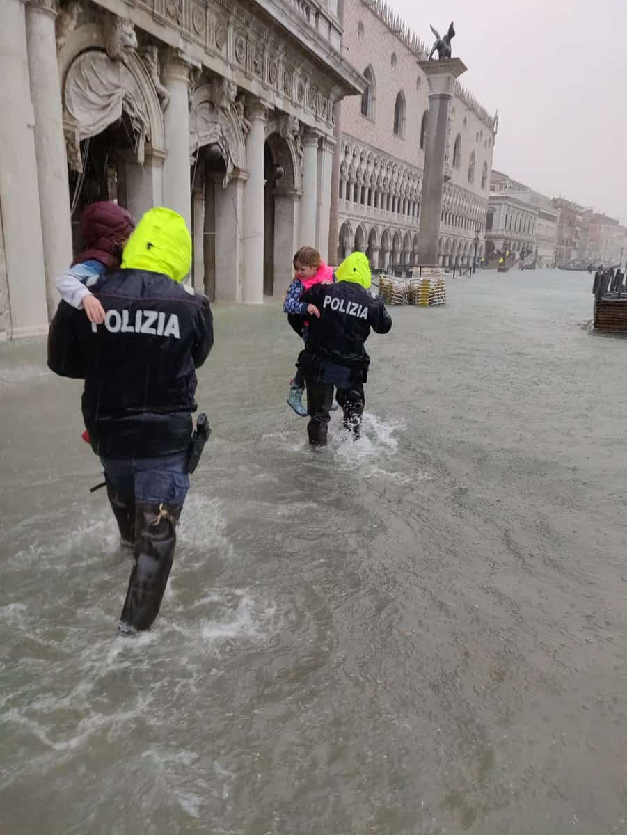 Photo of Deadly storms hit Italy: worst flooding in Venice in a decade