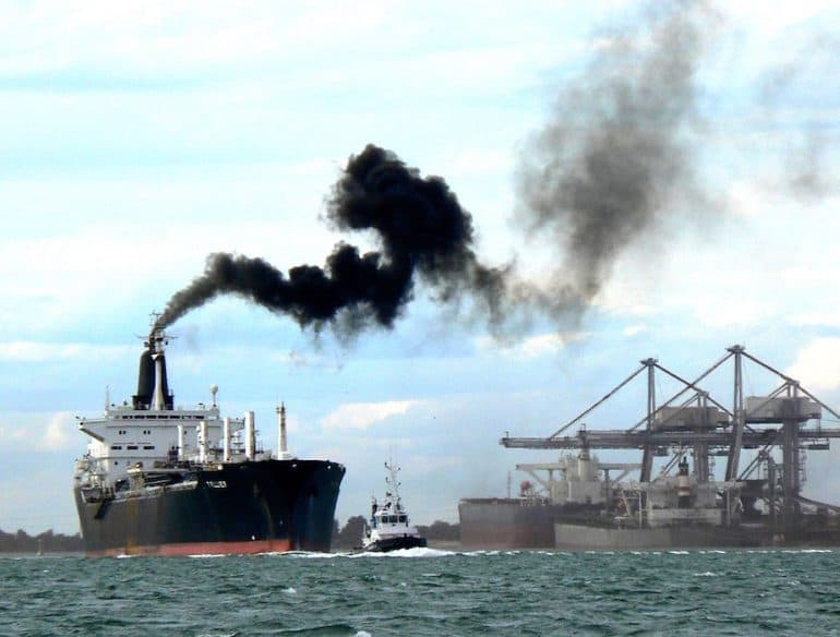very low sulphur fuel oil Tagged Articles - FreightWaves