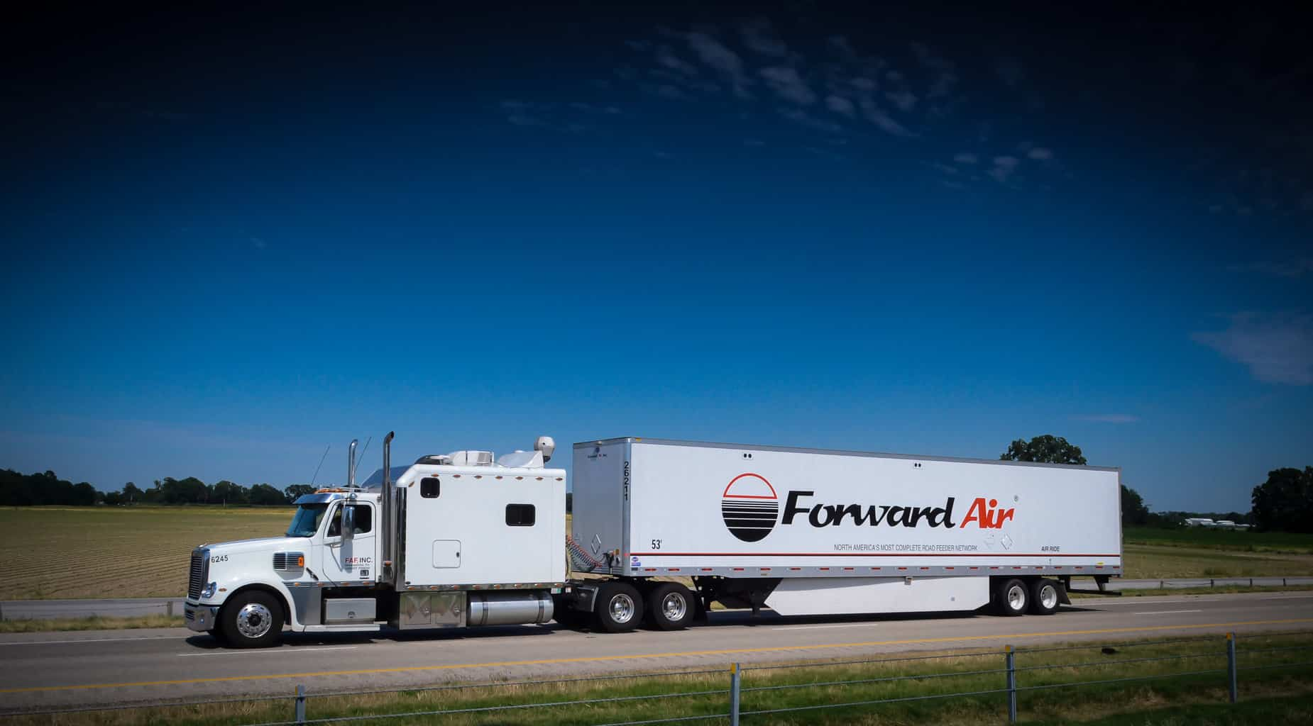 Photo of Results from the 3PLs: strong quarter at Echo, Forward Air makes an acquisition, a detailed market overview from Landstar