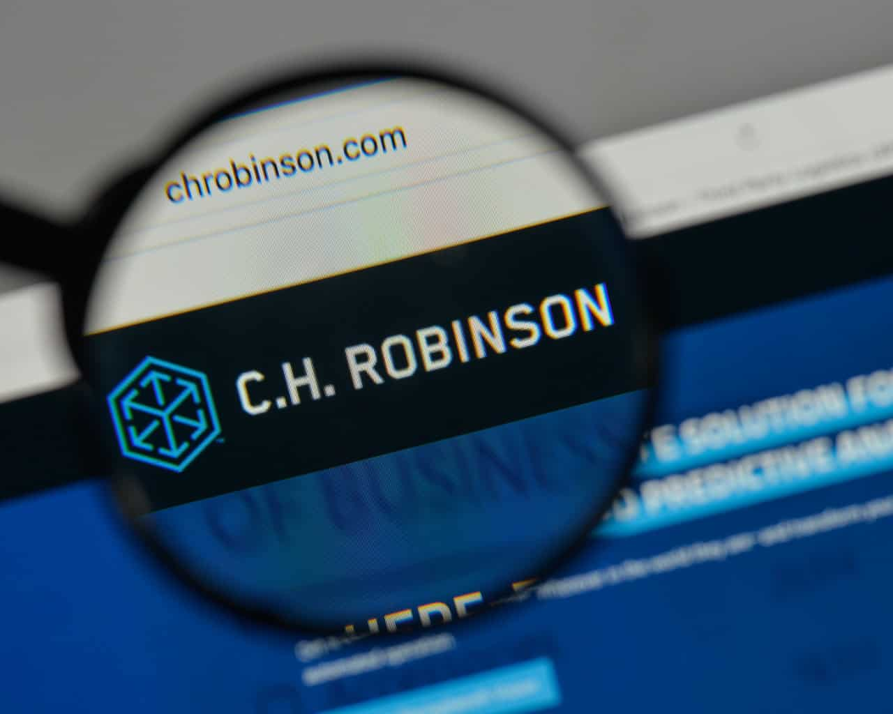 Photo of CH Robinson CEO sees settled market in '19 with demand staying firm and supply loosening