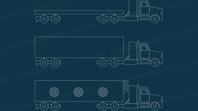 Photo of The 3 Main Types of Truck Freight