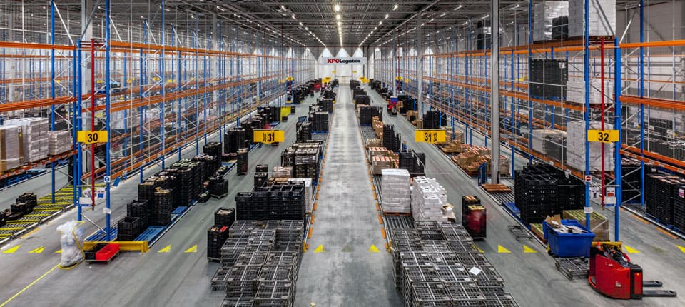 XPO stung by New York Times story on warehouse work conditions