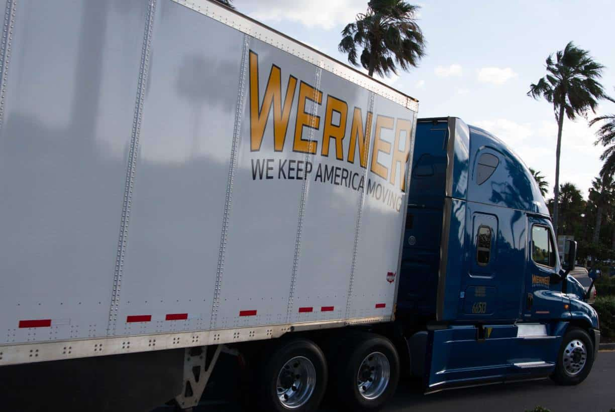 Photo of Werner president issues optimistic outlook for peak season, year ahead