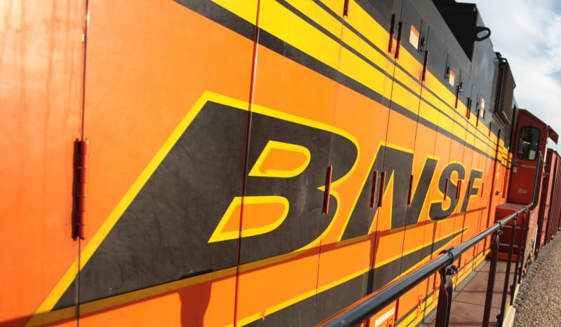 Photo of BNSF boosts revenues, lowers OR