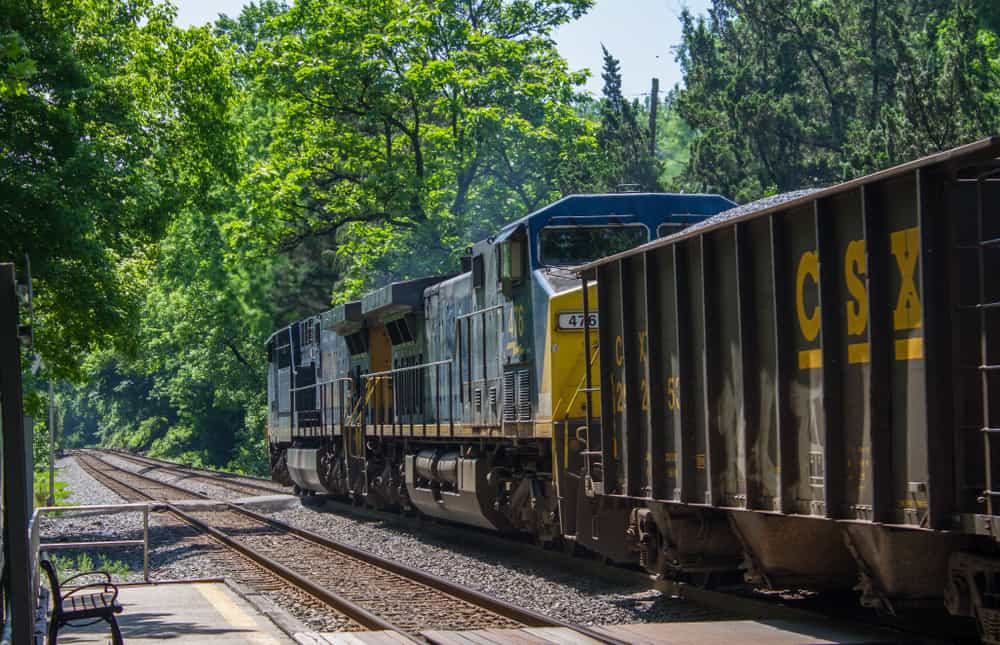 Photo of CSX CEO waxes philosophical about PSR, and says the customer is at the core