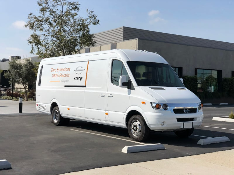 Photo of FedEx orders 1,000 Chanje electric vans from Ryder