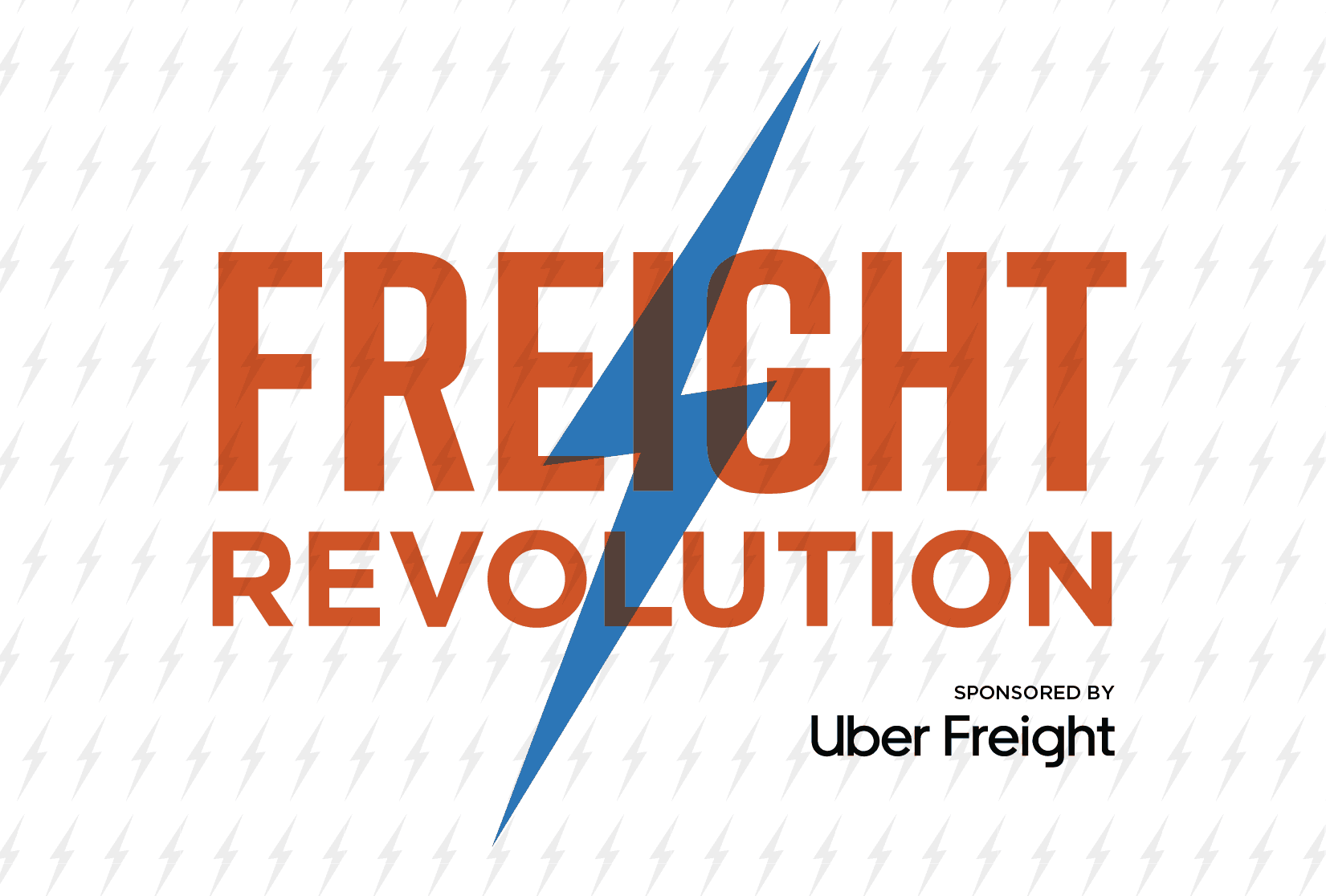 Photo of Our second book, Freight Revolution, now available for free download