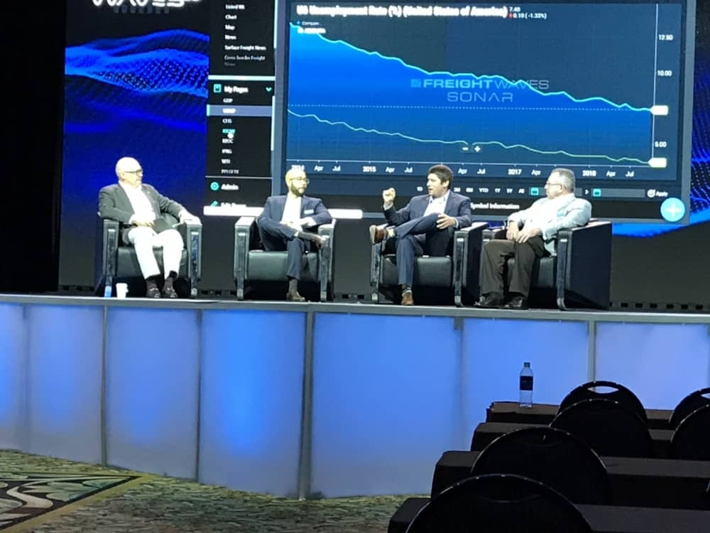 Photo of MW18 panelists: 2018 will be seen as a signature year