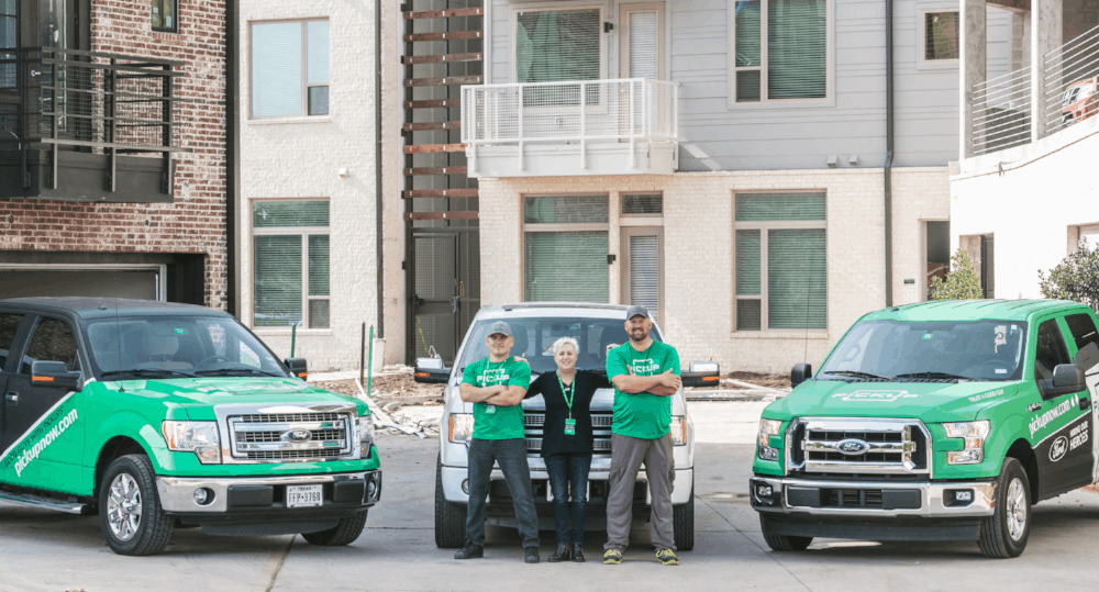 Photo of PICKUP: last mile delivery for large-items gets early stage funding of $5 million