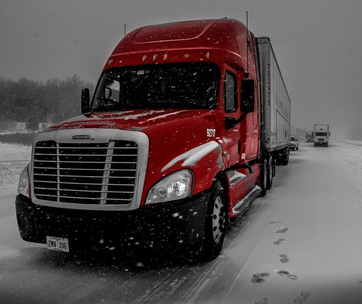 Photo of Major Thanksgiving snowstorm to delay truckers out west: flooding in some valleys