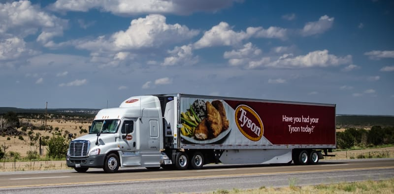 Photo of Tyson Foods to test opposed-piston technology engine
