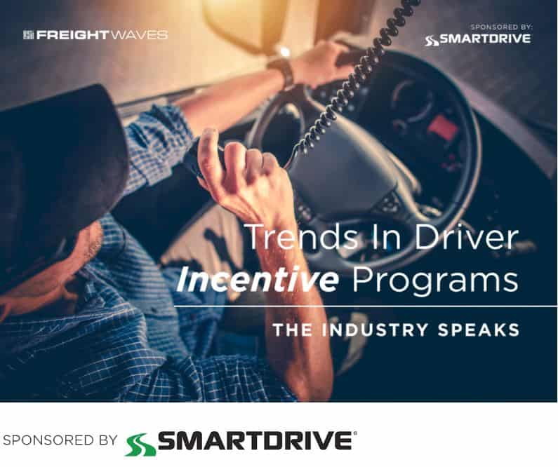 Photo of A FreightWaves/SmartDrive white paper: bringing safety, driver pay and driver retention together in one effort