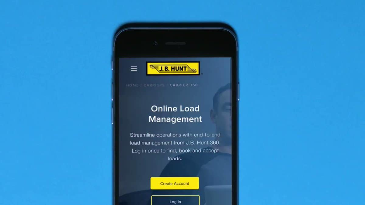 Photo of FreightTech 25: The 360 app takes old-line J.B. Hunt toward the top of the disruptors list