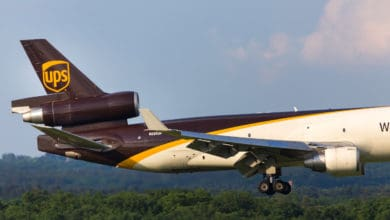 Photo of UPS expands global time-definite delivery network