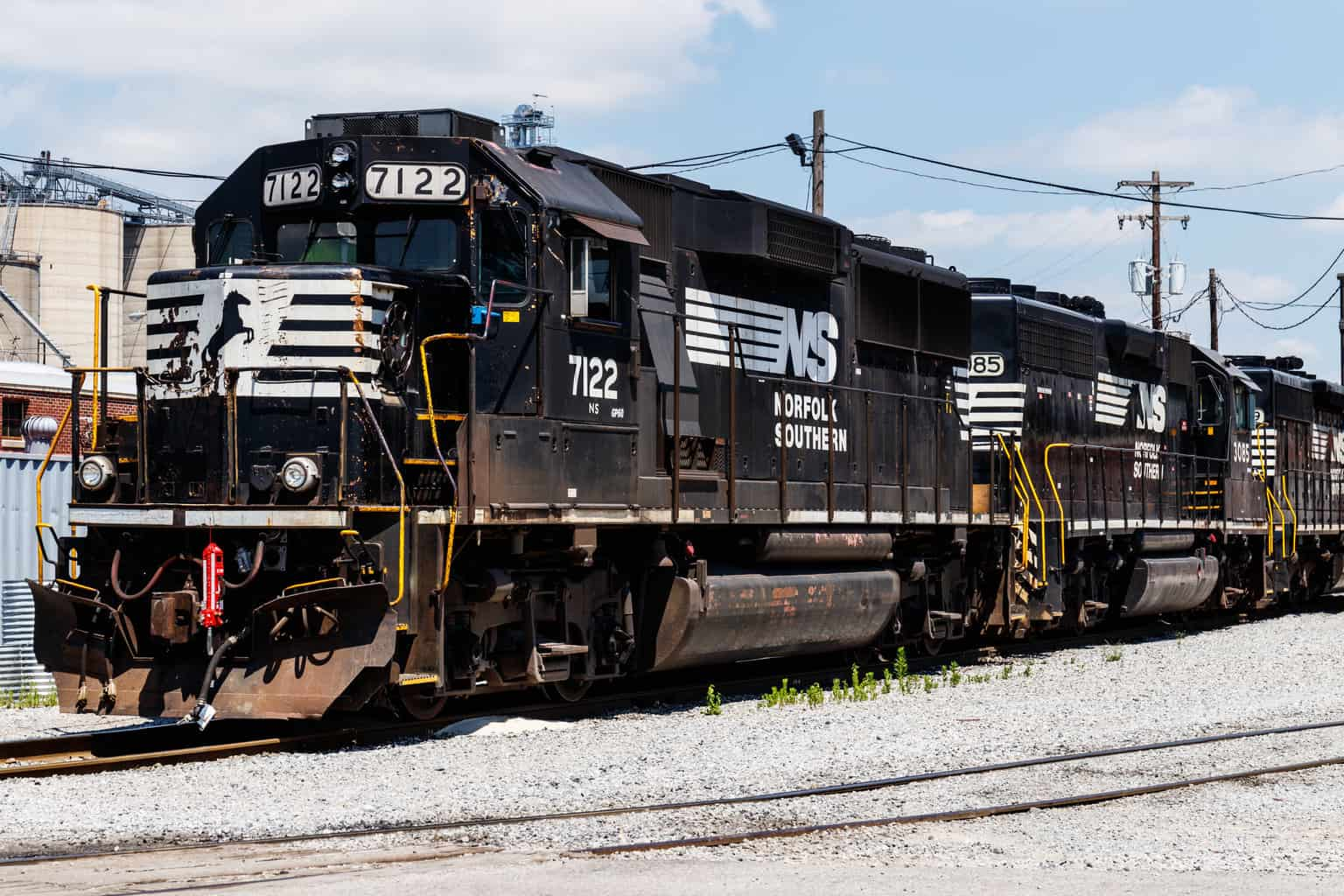 Photo of Norfolk Southern adds color to planned HQ move to Atlanta