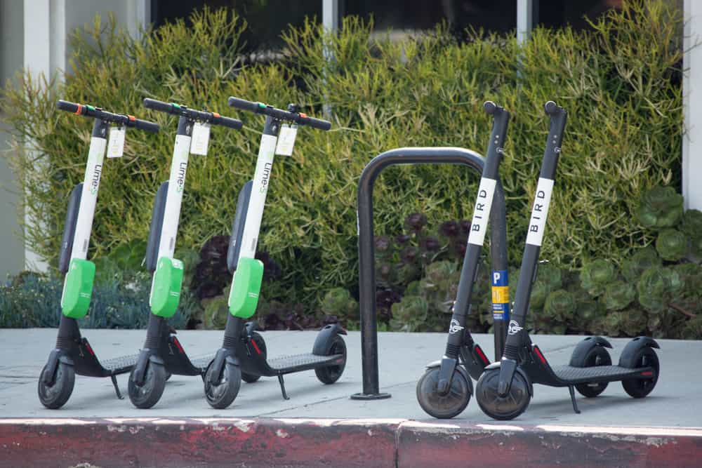 Photo of Battery and design woes continue to torment e-scooter startup Lime