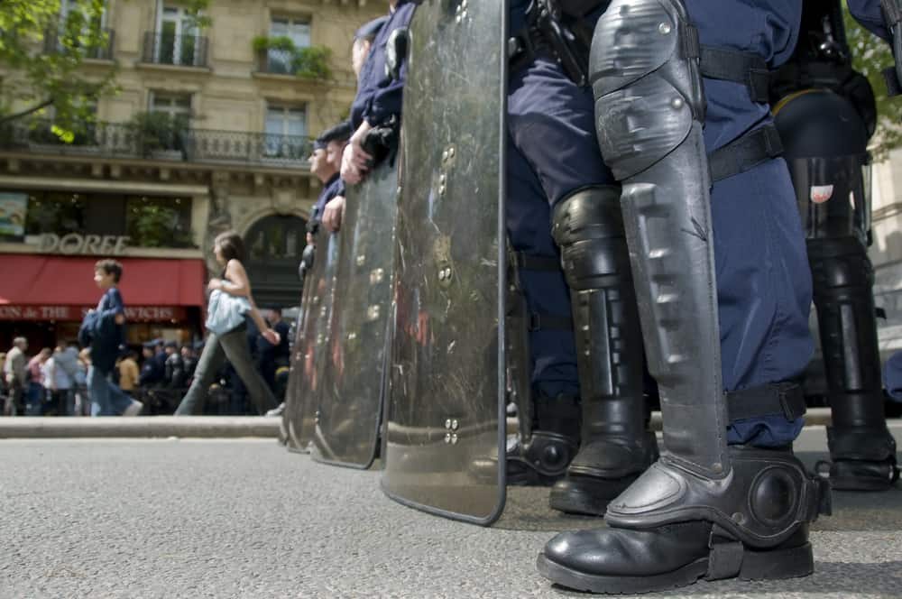 Photo of Sky-high fuel prices and its aftermath – riots breakout in Paris