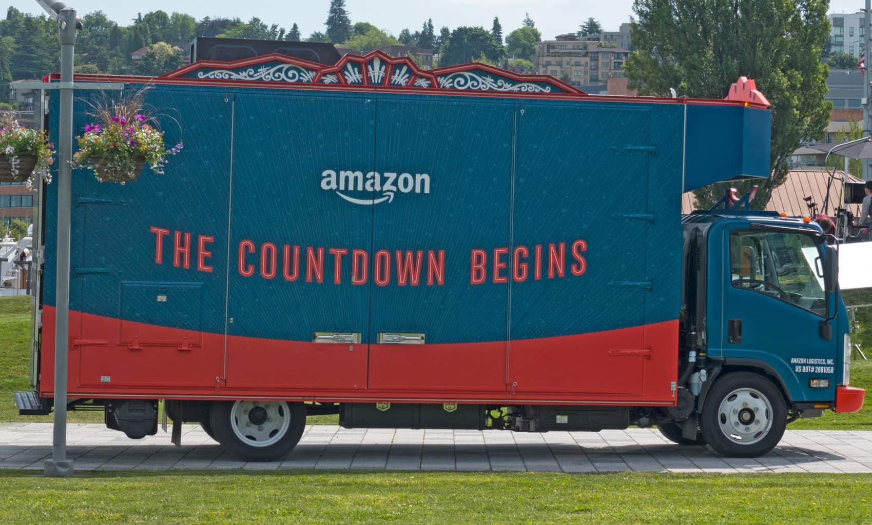 Priming the Pump: Amazon steamrolls its way toward more