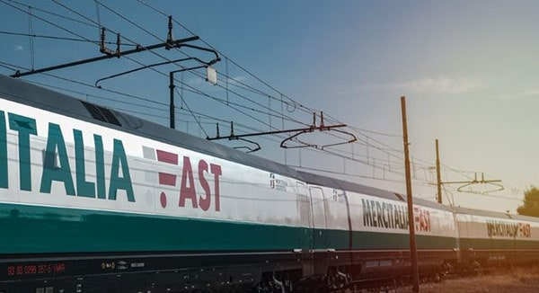 Photo of Freight railway major Mercitalia flags off high-speed train between Italian trading hotspots