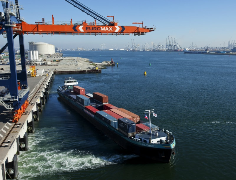 Photo of Freight rates on the Rhine subside as water levels finally rise