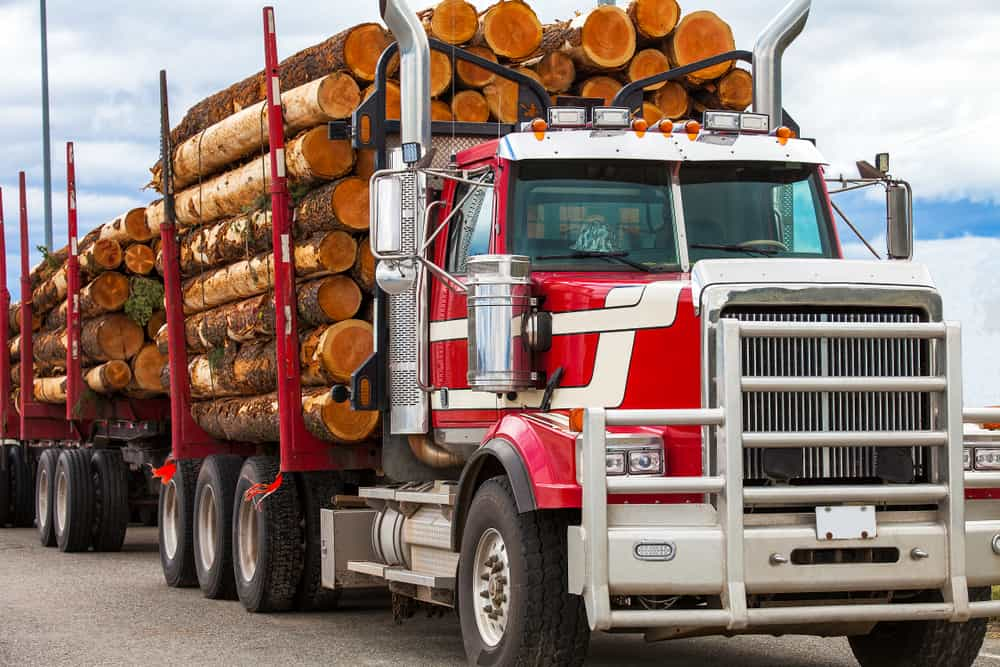 Feds release $200 million in COVID money for timber haulers