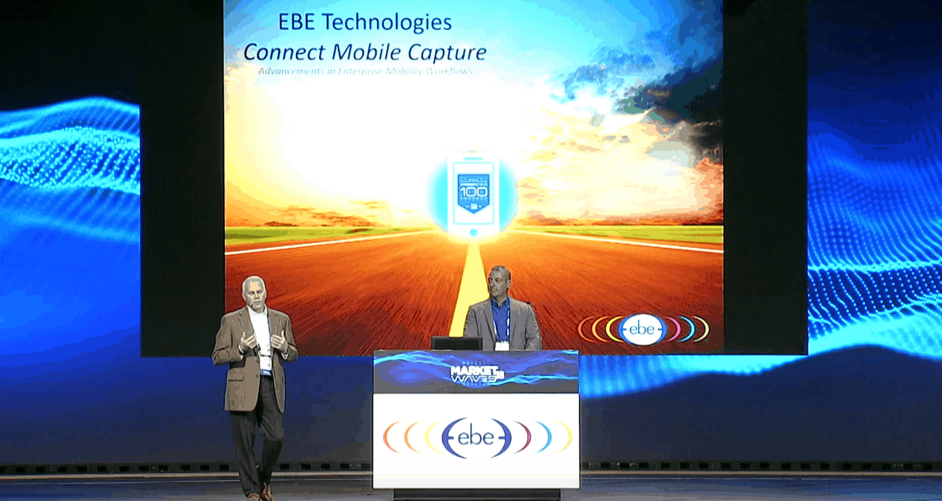 Photo of Rapid-fire pitch: EBE Technologies