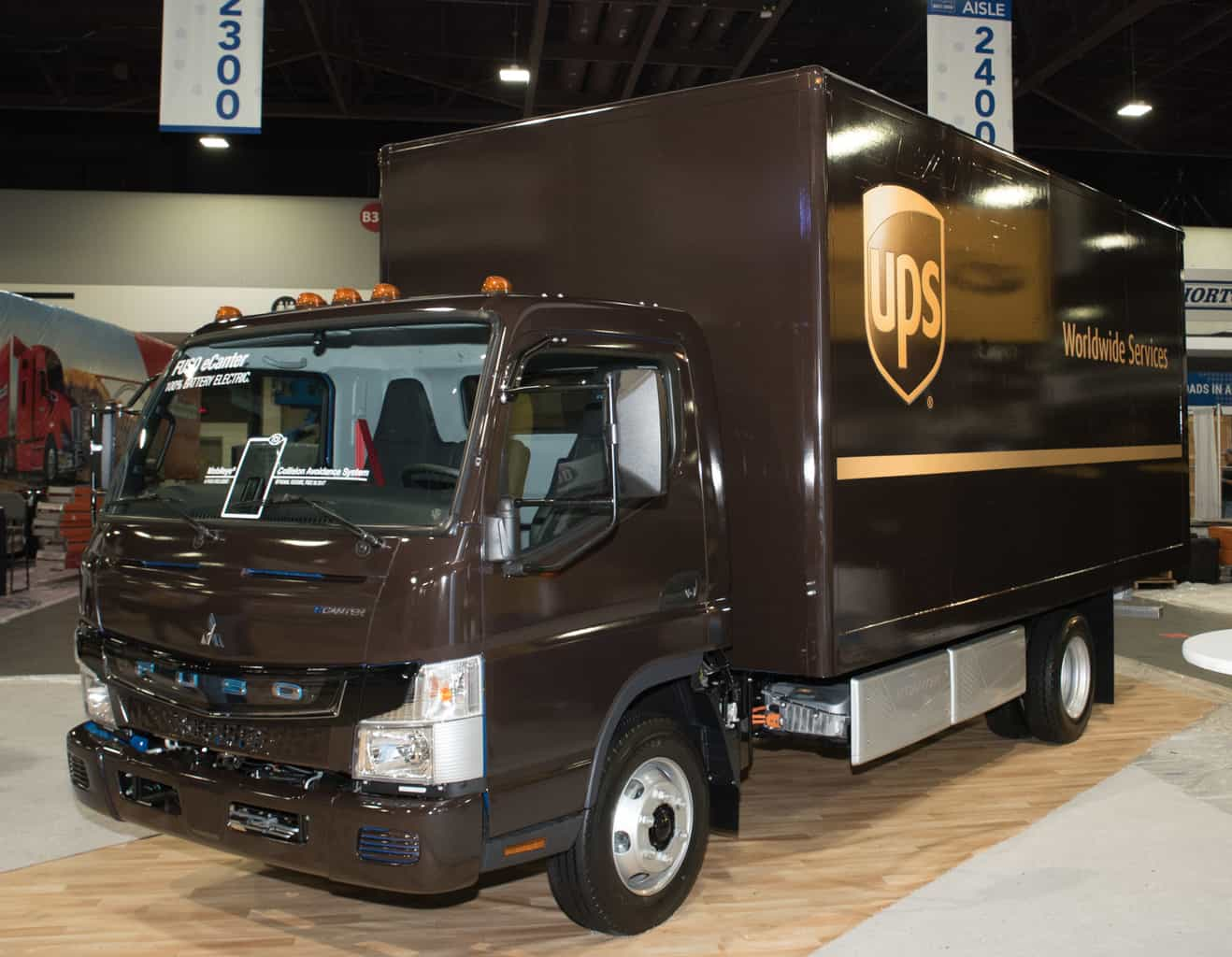 Photo of The role electric trucks can play in Santa's supply chain