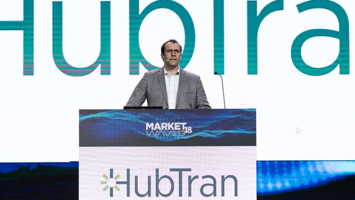 Photo of Rapid-fire pitch: HubTran