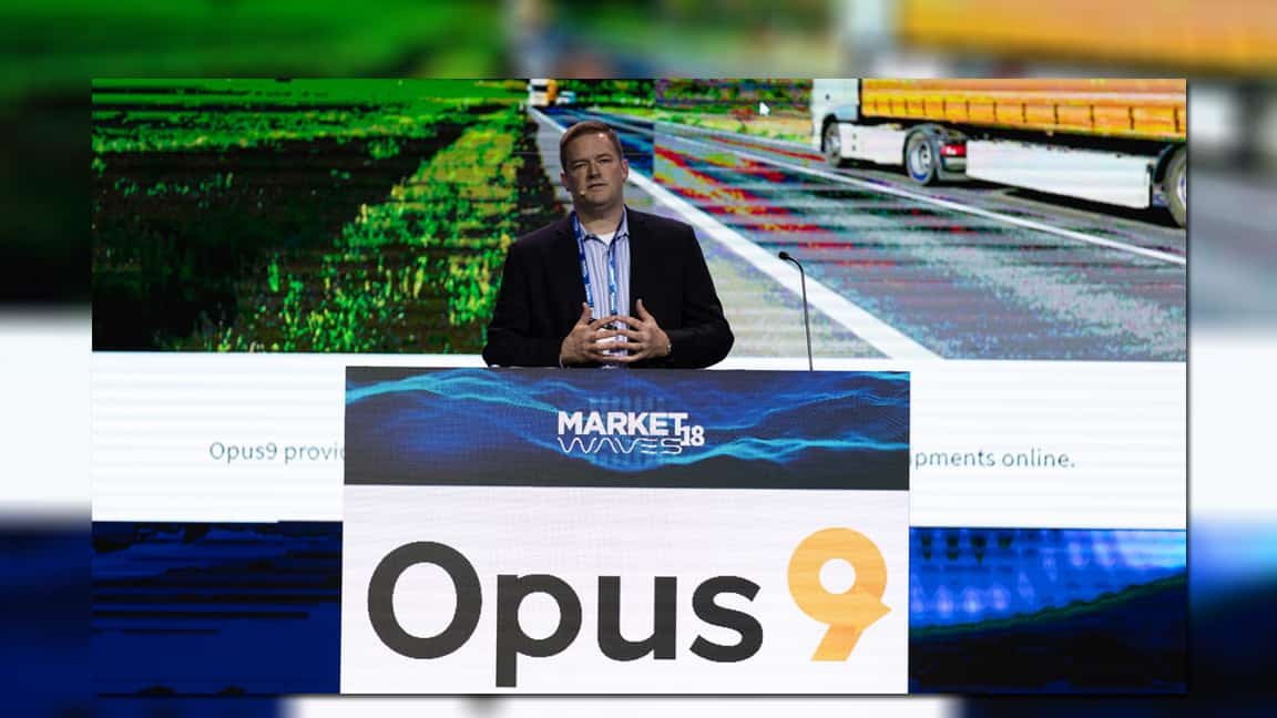 Photo of Rapid-fire pitch: digital 3PL startup Opus9 looks to automate shipping experience