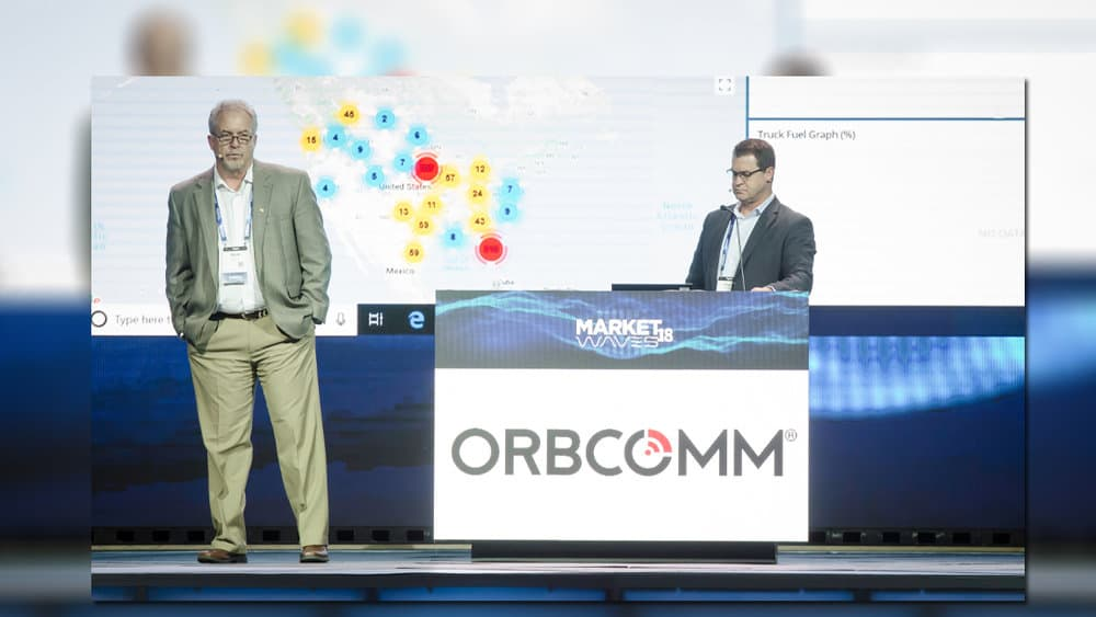 Photo of Rapid-fire pitch: Orbcomm's FleetManager puts analytics within easy reach