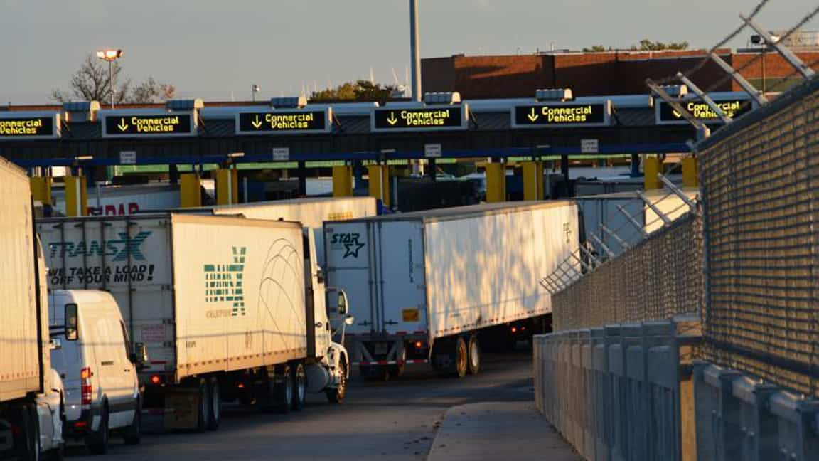 Facial recognition could speed freight journey across Canadian