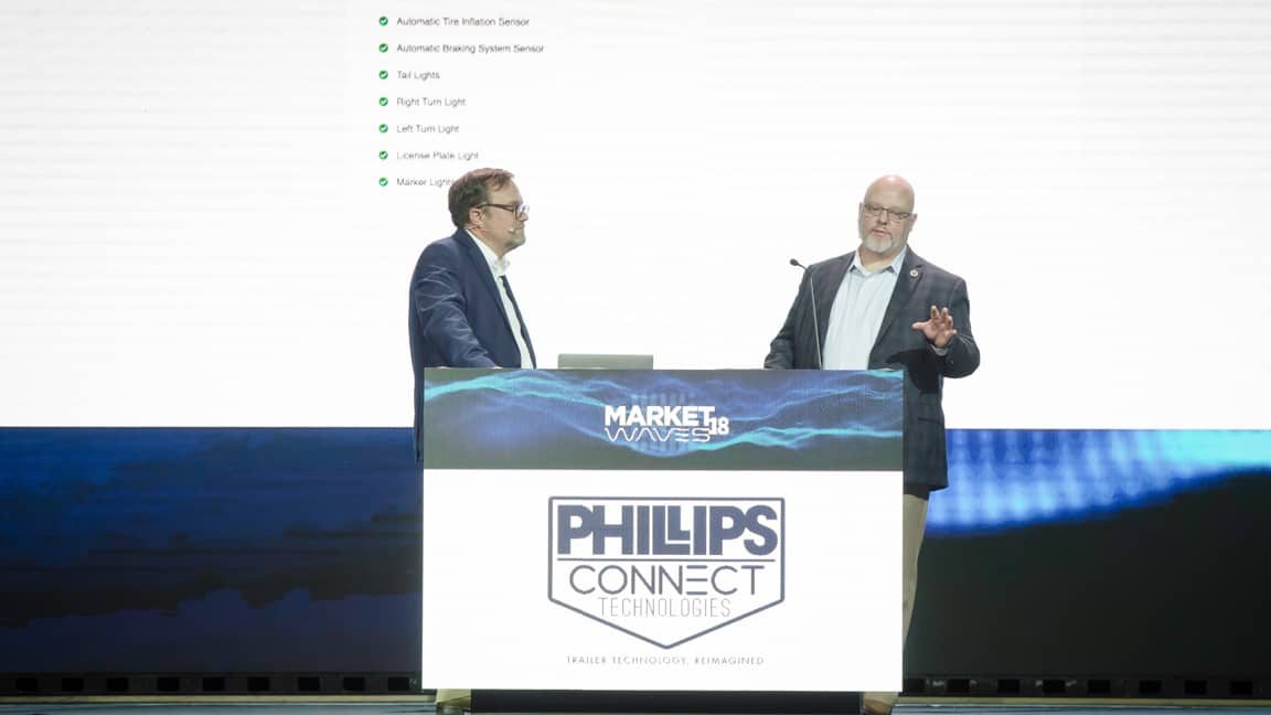 Photo of Rapid-fire pitch: Phillips Connect Technologies brings chassis health, status mainstream