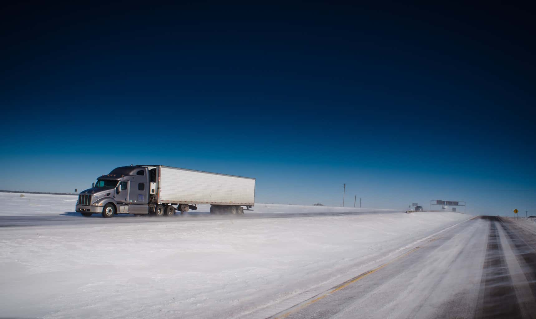 Photo of Messy weather to slow down truckers and disrupt holiday travel this week