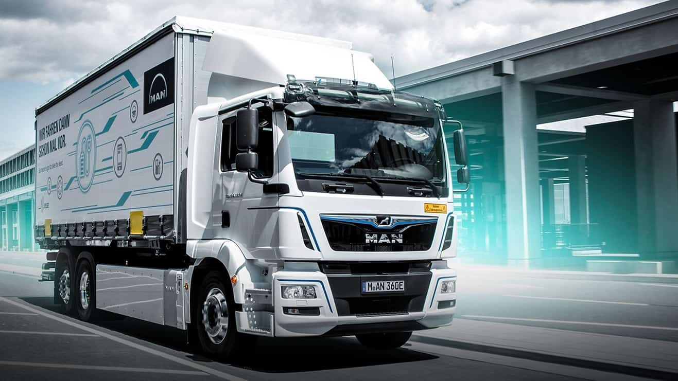 Photo of MAN Truck & Bus collaborates with Austrian consortium to test its electric trucks