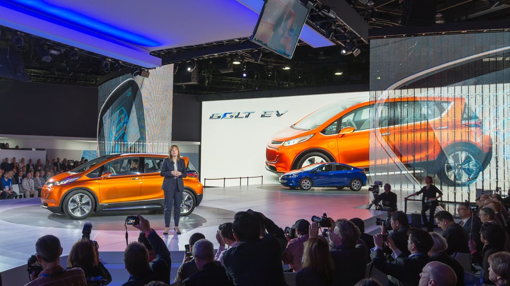 Photo of GM deals with political blowback as they push toward an autonomous and sedan-less future