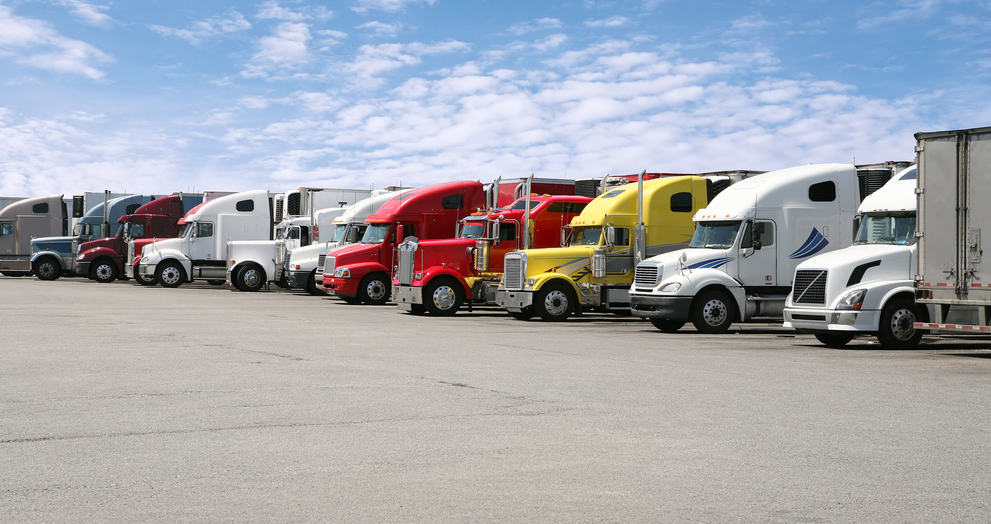 "Truckers group planning to ""shut 'em down"" on April 12 in"