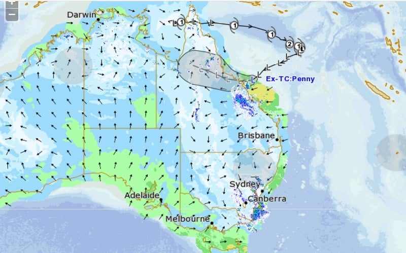 Photo of Bad weather may hamper trucking in northern Queensland