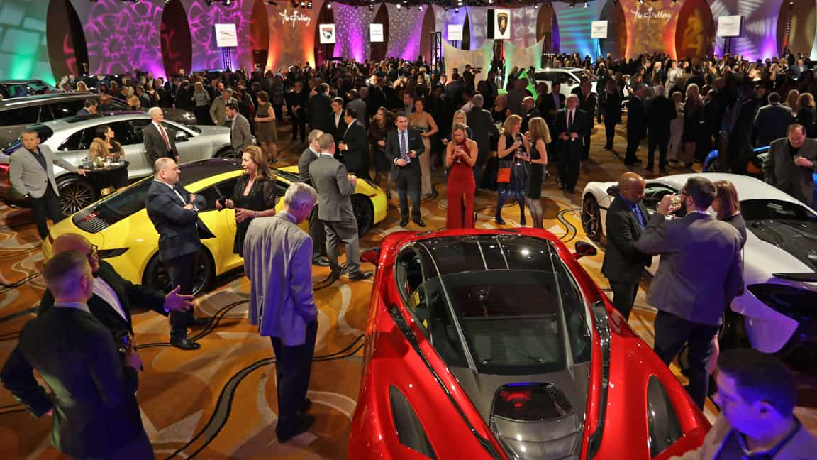 Photo of Inside the Detroit Auto Show: New cars, trucks and concept vehicles