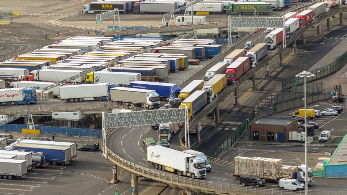 Photo of Politicians leave freight high and dry after Brexit votes