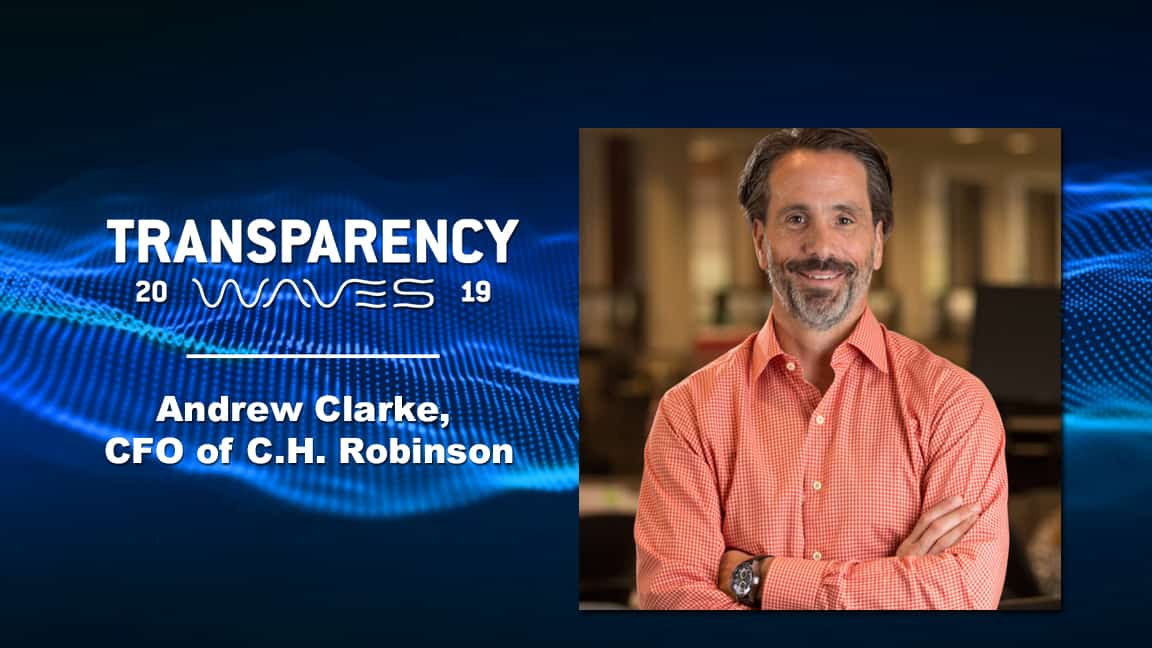 Photo of Transparency2019 Preview: Andrew Clarke