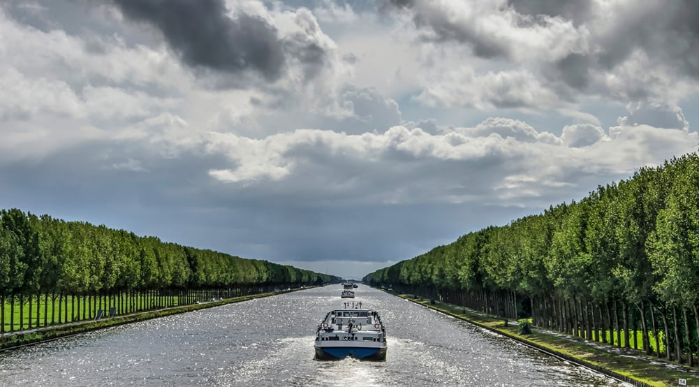 Photo of River trains will lower costs on Europe's inland waterway operations