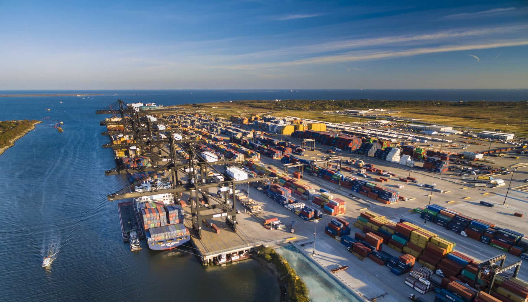 Photo of Port Report: Container ship industry gets capacity discipline, setting up tighter 2019