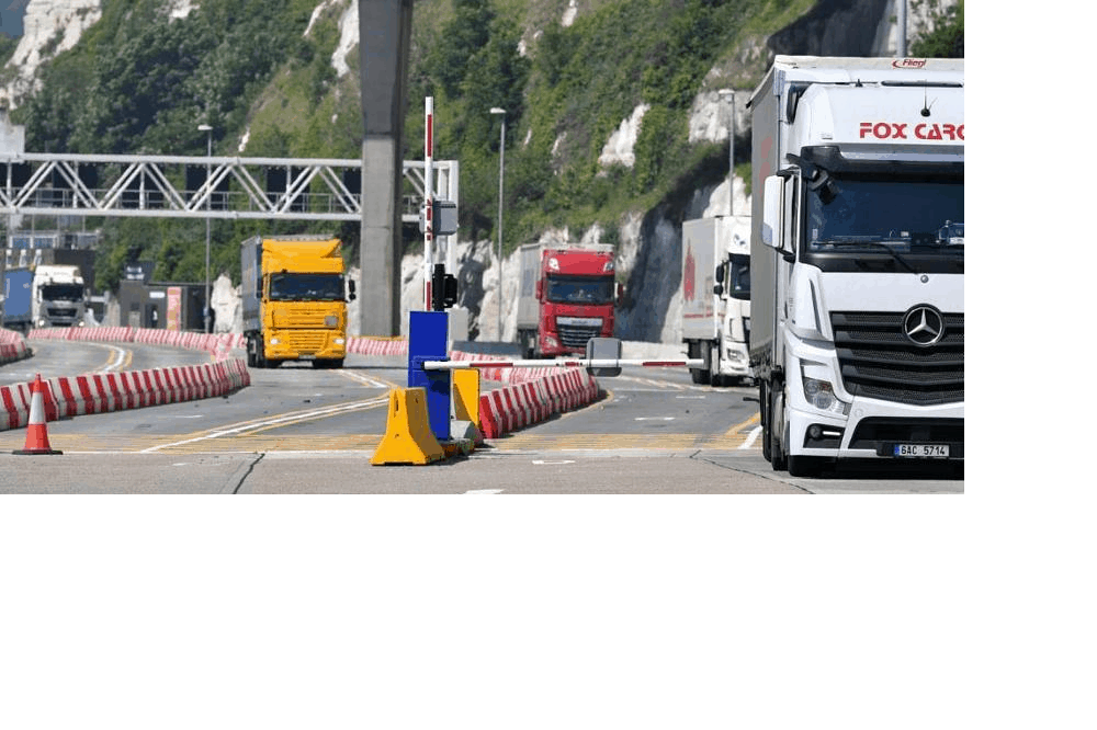 Photo of Brexit deal is best route forward for freight industry