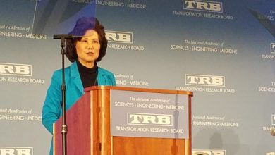 Photo of Chao unveils new USDOT drone and AV initiatives at TRB